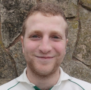 Ian Chuck - man of the match thanks to brilliant bowling and back-to-back 50s