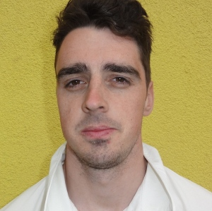 Jamie Icke - man-of-the-match showing with both bat and ball.