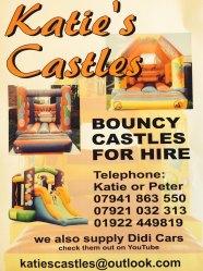 Katie's Castles