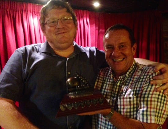Clubman of the Year: Mat Danks