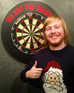 WHCC Christmas Tom Darts